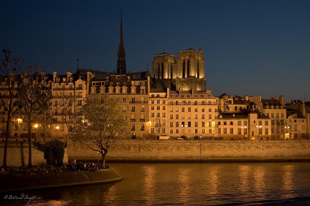 L'ïle de la Cité