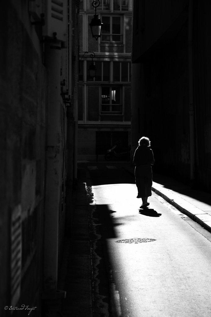 Rue des Chantres - Paris