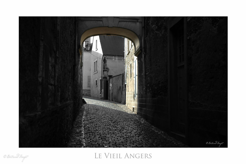 Vieille ville - Angers
